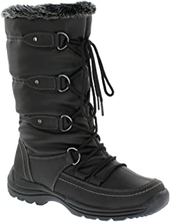 Women's Moria Lace Up Snow Boot