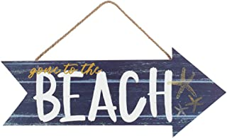Gone to the Beach Sign - 16