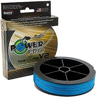 PowerPro Super Slick V2 50lb 3000yd Blue, 31500503000A
