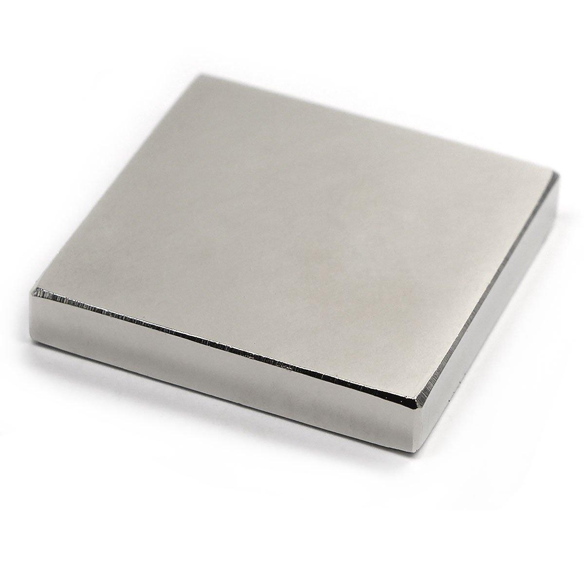 Grade Sale SALE% OFF N52 Rectangle Neodymium Discount mail order Magnet Squa 1.5 Flat 0.25