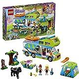 LEGO Friends - Autocaravana de Mia, Set de Construcción Educativo con vehículo, Mini Muñeca y Caballo de Juguete para Niñas y Niños de 7 a 12 Años (41339)