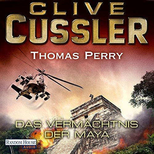 Das Vermächtnis der Maya audiobook cover art
