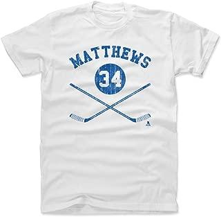 500 LEVEL Auston Matthews Shirt - Toronto Hockey Men's Apparel - Auston Matthews Sticks