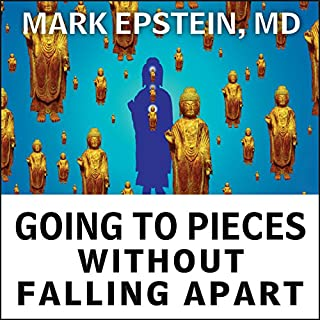 Going to Pieces without Falling Apart audiobook cover art