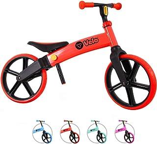 Yvolution Y Velo Balanscykel för småbarn   9 tum, 30 cm inlärningscykel för barn i åldern 18 månader till 5 år
