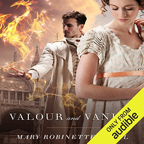 Valour and Vanity audiobook cover art
