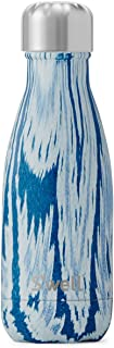 S'well Vacuum Insulated Stainless Steel Water Bottle, 9 oz, Santorini