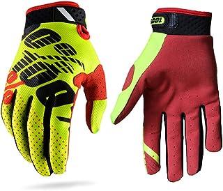 76a1f116 Guantes de carreras de motocross para hombres y mujeres; guantes deportivos  con dedos completos en