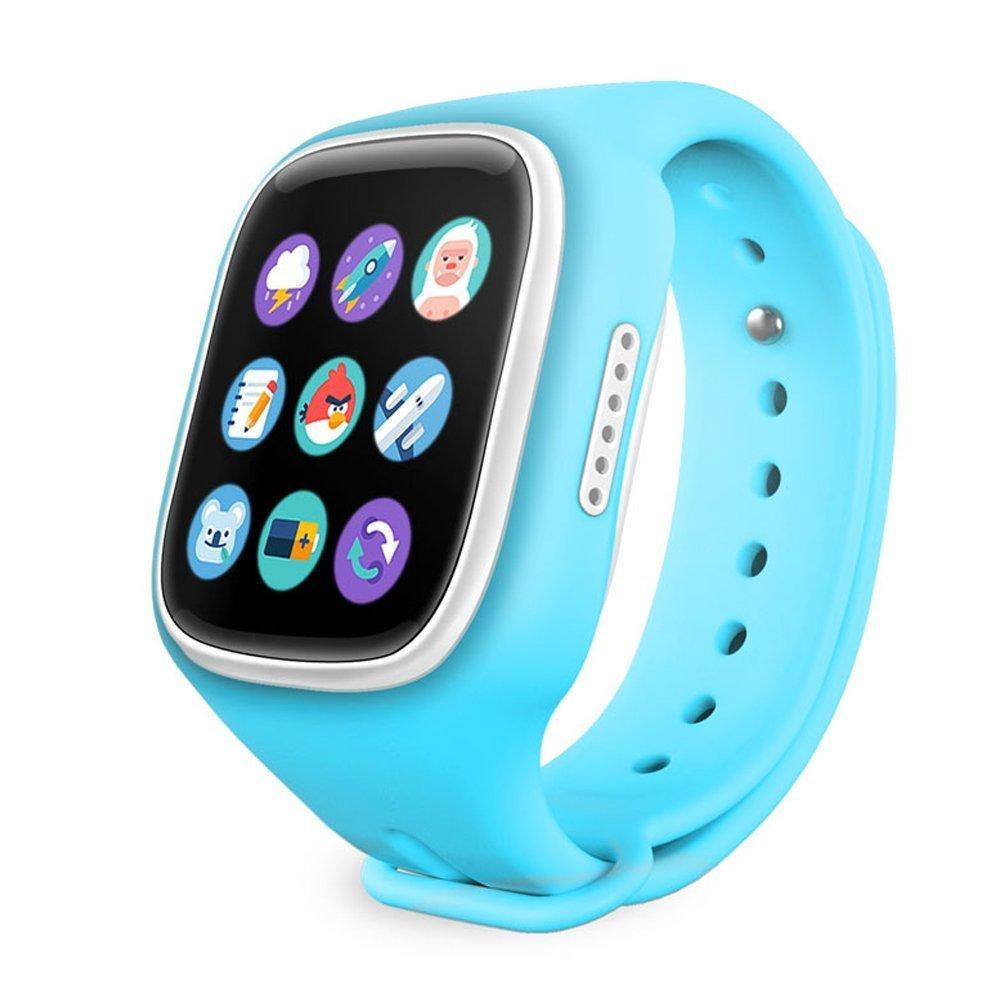 turnmeon pantalla táctil reloj inteligente para niños niños ...