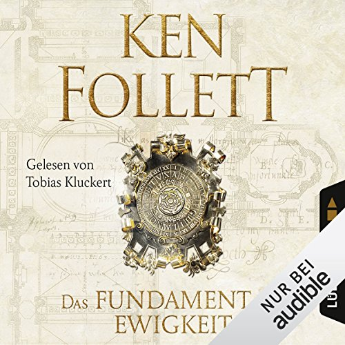 Das Fundament der Ewigkeit audiobook cover art