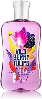 wild berry tulips bath and body works