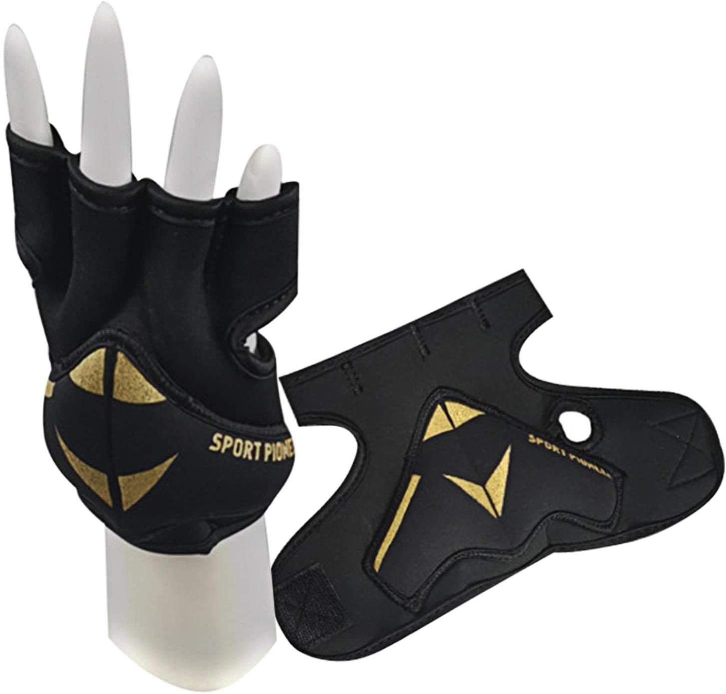 1pair Weighted Gloves Regular dealer Unisex Weight Po Training Bearing Limited time for free shipping