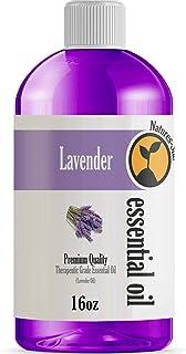 Sponsored Ad - 16oz - Bulk Size Lavender Essential Oil (16 Ounce Bottle) Therapeutic Grade Essential Oil - 16 Fl Oz