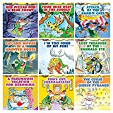 Geronimo Stilton Complete Series Full 60 Books Set Collection Incl. Lost Treasure of the Emerald Eye, Curse of the Cheese Pyramid, Cat and Mouse in a Haunted House & MORE (Book 1-60 Total 60 Books)
