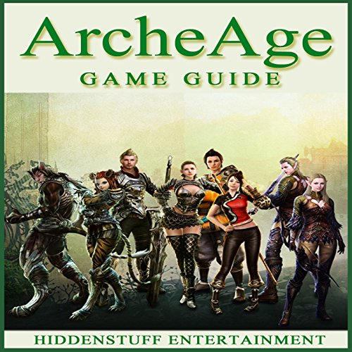 Archeage Game Guide audiobook cover art