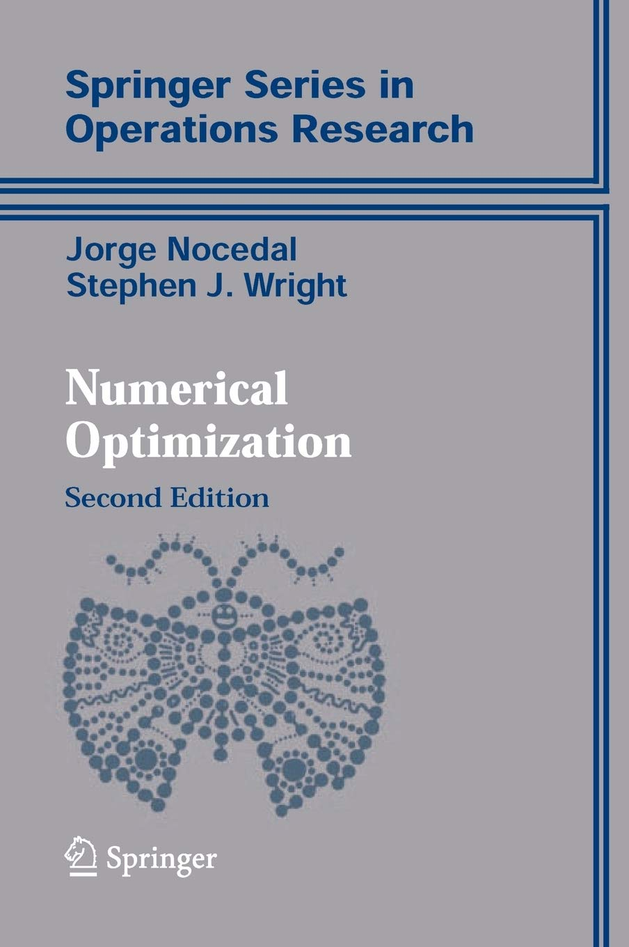 Image OfNumerical Optimization (Springer Series In Operations Research And Financial Engineering)