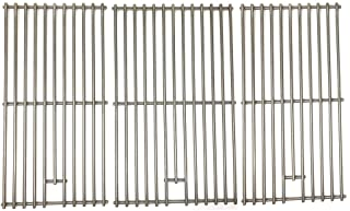 bbqGrillParts Stainless Steel Cooking Grid for Members Mark BQ05046-6 BQ05046-6A BQ06042-1 BQ05046-6N-A B09SMG-3 B09SMG1-3...