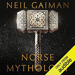 Norse Mythology                   By:                                                                                                                                 Neil Gaiman                               Narrated by:                                                                                                                                 Neil Gaiman                      Length: 6 hrs and 29 mins     1,569 ratings     Overall 4.6