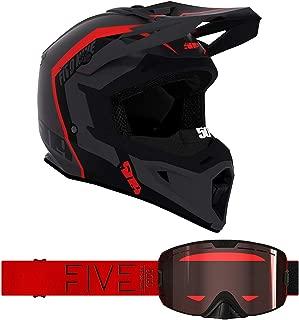 509 Tactical Helmet Goggle Combo - Slate Gray (LG)