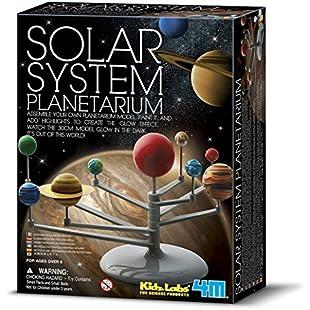 4M Kidz Labs Solar System Planetarium Model:Marocannonce