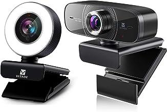 PC Webcam for Streaming HD 1080P (960A & 826M), Vitade USB Pro Computer Web Camera Video Cam for Mac Windows Laptop Confer...