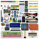 Freenove Ultimate Starter Kit for Raspberry Pi 4 B 3 B+ 400, 561-Page Detailed...