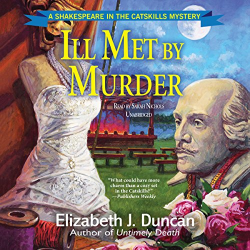 Ill Met by Murder audiobook cover art