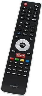 Replacement for Hisense EN33922A TV Remote Control - Works with Hisense 40H5B, 50H5G, 40H5, 55K610GWN, 50H5GB, 32K20DW, 48H5, 50K610GWN, 40K366W, F55T39EGWD, EN 33922A, 55K610GW, 50K610GW TVs