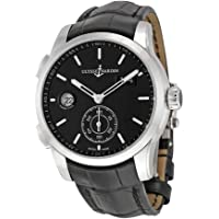 Ulysse Nardin Dual Time Automatic Mens Watch