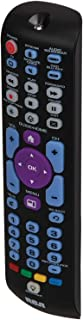 RCA RCRN05BHE 5 Device Backlit Universal Remote With Streaming, Black