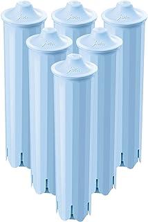 Jura Claris 71311 Lot de 6 cartouches filtrantes Bleu
