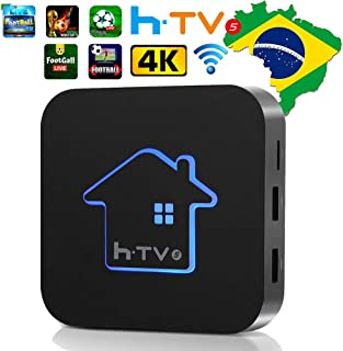 HTV5 2020 Brazilian Version IPTV Brazil With 250+ Brasil Channels Massive Portuguese Movies &Shows