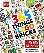 365 Things to Do with LEGO (R) Bricks: With activity selector and timer