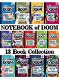 Notebook of Doom Books Complete (13 Book series); Rise of the Balloon Goons; Day of the Night Crawlers; Attack of the Shadow Smashers; Chomp of the Meat-Eating Vegetables; Whack of the P-Rex; and More