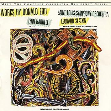 Donald Erb: Concertos
