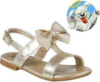 a01af241ad Moda - Dourado - Sapatos   Bebês Meninas na Amazon.com.br