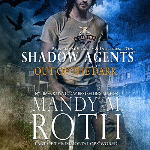 Out of the Dark Audiobook By Mandy M. Roth cover art