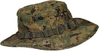 New Marine Marpat Woodland Digital Camouflage Boonie Hat