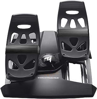 Thrustmaster T.FLIGHT RUDDER PEDALS - PC / PS4 - Dos pedales de freno diferencial grandes - compatible con todos losjoysti...