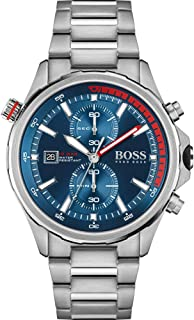 Hugo BOSS Men's Analogue Quartz Watch with Stainless Steel Strap 1513823