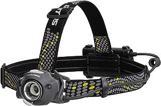 GENTOS(ジェントス) LED ヘッドライト デルタピーク 【明るさ400-600ルーメン/実用点灯3.5-7時間/非接触センサースイッチ搭載/耐塵/防滴】 ANSI規格準拠