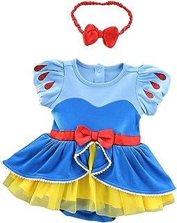 Dressy Daisy Disfraz de Princesa para beb