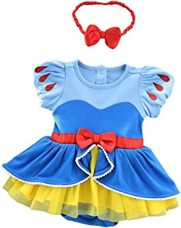 Best snow white 12 month costume Reviews