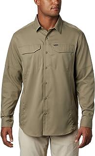 Columbia Men's Silver Ridge Lite Long Sleeve Wicking Shirt Silver Ridge Lite Long Sleeve Shirt