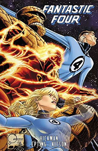 [Fantastic Four: Volume 5] (By: Jonathan Hickman) [published: January, 2013]