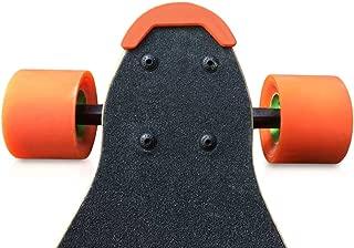 DIYE Skateboard Longboard Nose Guard Tail Guard Bash Guards (2 pcs) for Boosted Board V2 V1