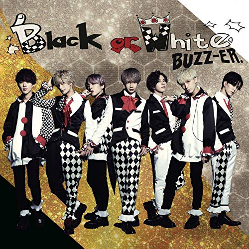 [Single]Black or White – BUZZ-ER.[FLAC + MP3]