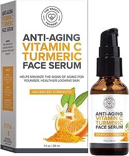 The Beauty Foundry Anti-Aging Vitamin C Turmeric Face Serum 30 ml