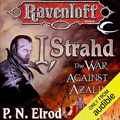 I, Strahd: The War Against Azalin Titelbild