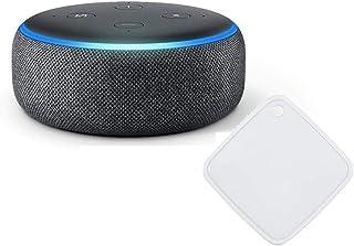 ラトックシステム スマート家電コントローラ RS-WFIREX4 + Echo Dot 第3世代 - スマートスピーカー with Alexa、チャコール